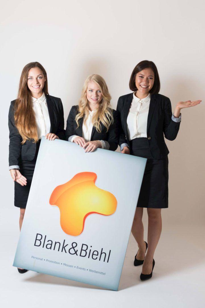 🥇 Promoter werden ⇒ Bei der Blank&Biehl GmbH